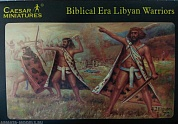 H022CSR Фигуры Biblical Era Libyan Warriors 1/72 Caesar Miniatures