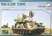 PH35008 9K330 Russian TOR-M1 Missile System