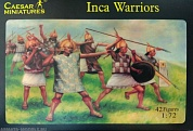 H026CSR Фигуры Inca Warriors 1/72 Caesar Miniatures
