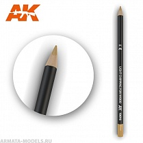 AK10016 Карандаш для везеринга Watercolor Pencil Light Chipping for wood (Box - 5 units)