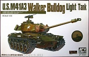 AF35041  Амер.легкий танк M41A3 Walker Bulldog