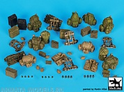 BDT35164 1/35 US Army (Vietnam) equipment accessories set