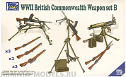 RE30011 1/35 WWII British Commonwealth Weapon Set B