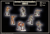 72108MR German Panzergrenadiers